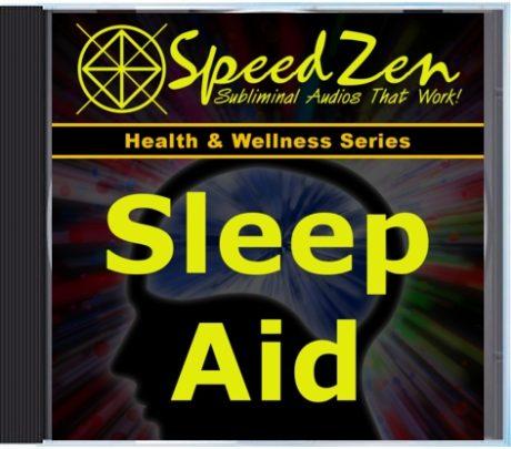 Sleep Aid Music subliminal cd