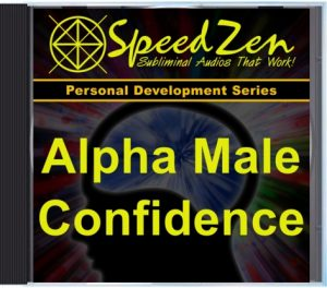 Alpha Male Confidence Subliminal CD