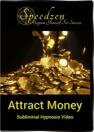 Attract Money Subliminal DVD