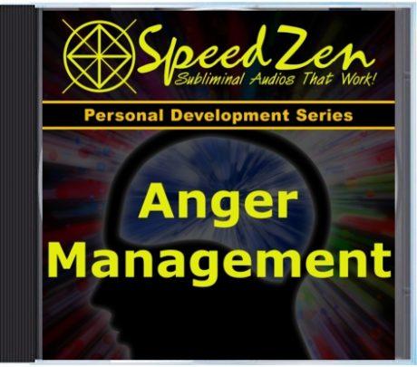 Anger Management Subliminal CD