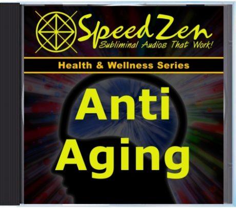 Anti-Aging Subliminal CD