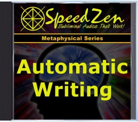 Automatic Writing Subliminal CD
