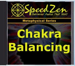 Chakra Balancing Subliminal CD