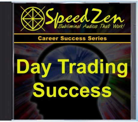 Day Trading Success Subliminal CD