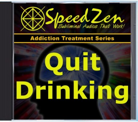 Quit Drinking Subliminal CD