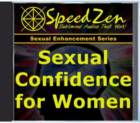 Sexual Confidence for Women Subliminal CD