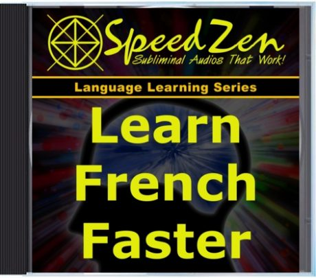 Learn French Faster Subliminal CD