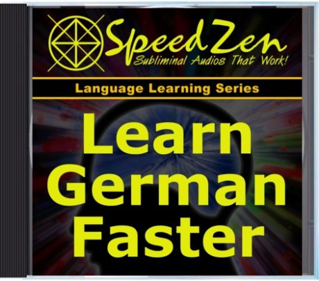 Learn German Faster Subliminal CD