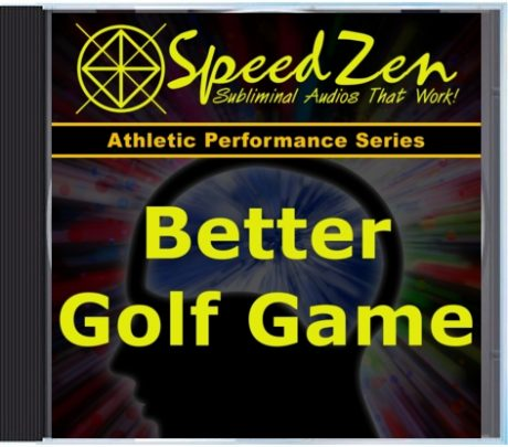 Improve Your Golf Game Subliminal CD