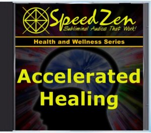 Accelerated Healing Subliminal CD