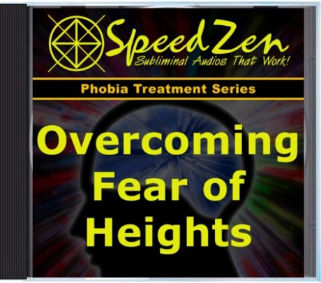 Overcoming Fear of Heights Subliminal CD