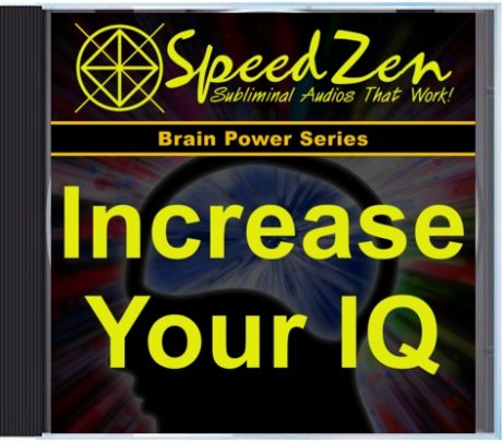 Increase Your IQ Subliminal CD