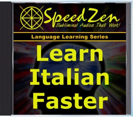 Learn Italian Faster Subliminal CD