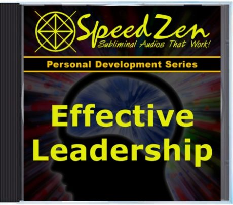 Effective Leadership Subliminal CD