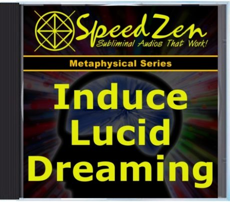Induce Lucid Dreaming Subliminal CD