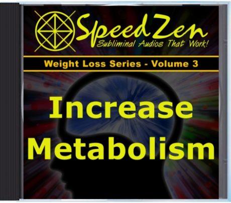 Increase Metabolism Subliminal CD