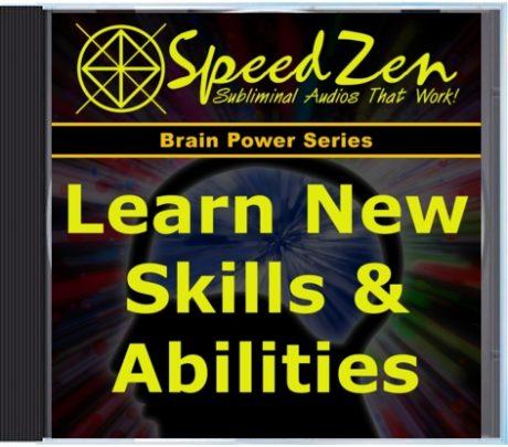 Learn New Skills & Abilities Subliminal CD