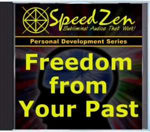Freedom From Your Past Subliminal CD