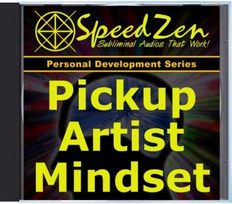 Pickup Artist Mindset Subliminal CD
