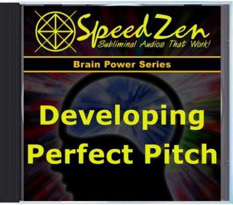 Develop Perfect Pitch Subliminal CD