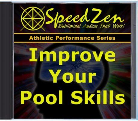 Improve Your Pool Skills Subliminal CD