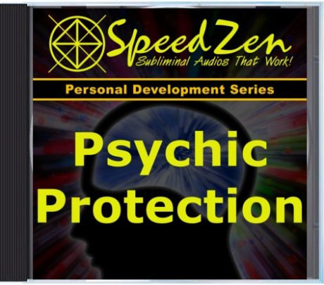 Psychic Protection Subliminal CD