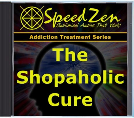 End Shopping Addiction Subliminal CD