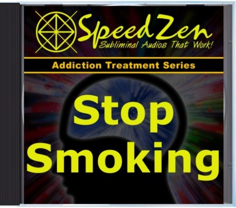 Stop Smoking Subliminal CD