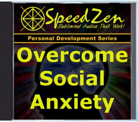 Overcome Social Anxiety Subliminal CD