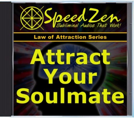 Attract Your Soulmate Subliminal CD