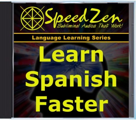 Learn Spanish Faster Subliminal CD