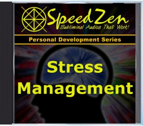 Stress Management Subliminal CD