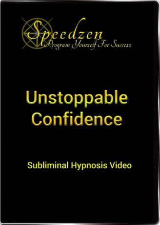 Unstoppable Confidence Subliminal DVD