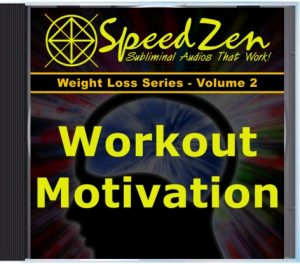 Workout Motivation Subliminal CD